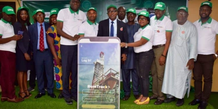 Stakeholders in Nigeria's extractive industry have launched a mobile app - RemTrack