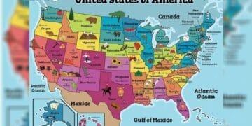U.S Map