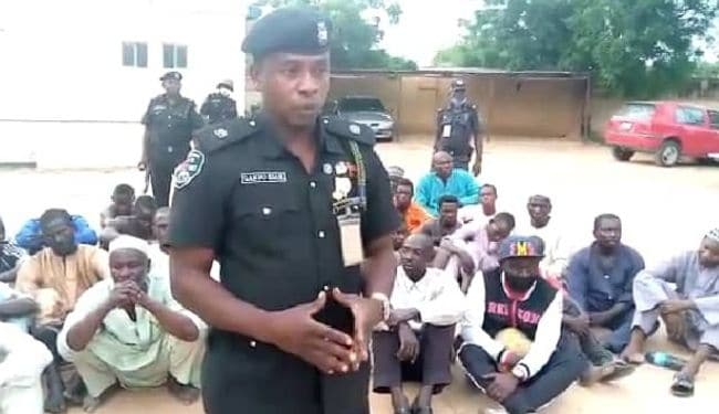 Police arrest 43 rioters who set ablaze Police, Immigration outposts, other  equipment | AIT LIVE
