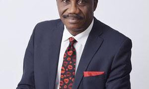 Prof Ernest Ojukwu