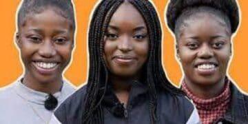 Nigerian teens