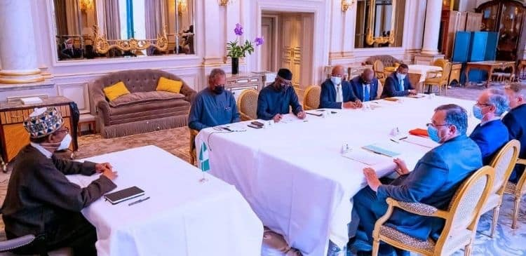 Buhari assures investors of stable fiscal policies, wants training,  employment of youths | AIT LIVE